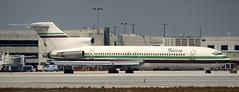 B727   N887MA   MIA   19980323 (Wally.H) Tags: boeing 727 boeing727 b727 n887ma miamiairinternational mia kmia miami airport