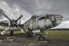 Your wings already exist all you have to do is fly.. (Kristel van de Laar Photography) Tags: abandoned urbex outdoor photography france planes airplanes cockpit