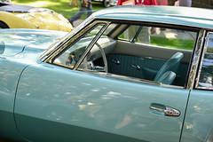 1963 Studebaker Avanti (faasdant) Tags: 45th annual forest grove concours delegance 2017 pacific university campus classic car automobile show exhibition 1963 studebaker avanti coupe blue green aqua