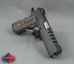 1911 Pistol, Fusion Firearms- tactical (Fusion Precision Engineering) Tags: 1911coltpistol colt pistol m1911 m1911a1 custom1911pistols 9mm 45acp 40sw 10mm 38super 9x23 400corbon firearms 1911parts 1911assemblies lpasights fusion fusionfirearms