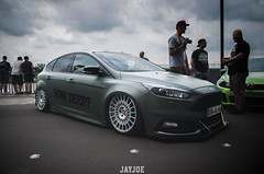 RACEISM EVENT 2017 (JAYJOE.MEDIA) Tags: ford focus st low lower lowered lowlife stance stanced bagged airride static slammed wheelwhore fitment