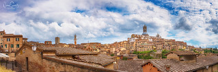 Siena - Tuscany (Panorama)