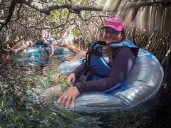 Lovin' the Lazy River (Jerry Bowley) Tags: rivieramaya xelha mangrove float ecopark lisa river allinclusive