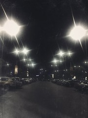 10:57. (// P*) Tags: nightlights iphonephotography night nightphotography القاهرة مصر cairo egypt