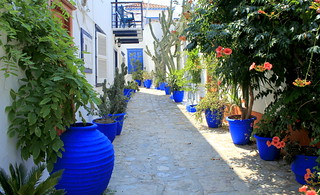Greece a magical blue journey