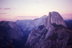 Half Dome, Yosemite (BudCat14/Ross) Tags: yosemite california nationalpark glacierpoint sunset epic mountains