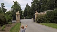Asheville (heytampa) Tags: asheville biltmore biltmoreestate gate paxton hey