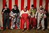 The Clowns of Cirque d'Xavier (Studio d'Xavier) Tags: werehere circuslove cirquedxavier circus clowns benito sirrichardstanley binky boomer twisty 365 july272017 208365 cirkquedxavier