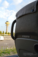 Volvo 9700 H (Slobodan Kostić) Tags: neptunbus transfer volvo 9700 b11r coach interior seating seats seat detail malmo airport bus stop intercity