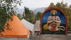 Hanumān (Shrimaitreya) Tags: hanuman hindu hinduism kanifnath navnath nath sampradaya maruti india indian maharashtra god