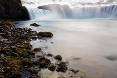 Goðafoss (Role Bigler) Tags: canoneos5dsr ef401635lisusm godafoss goðafoss iceland island landschaft langzeitaufnahme longexposure natur nature wasserfall foss landscape manfrotto water waterfall