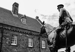 Statue (j_chim09) Tags: unitedkingdom scotland edinburgh edinburghcastle statue monument history war old ancient historical heritage memory horse army military formidable respect