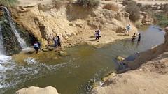 Wadi El Rayan Waterfalls (Rckr88) Tags: wadi el rayan waterfalls wadielrayanwaterfalls water waterfall wadielrayan faiyum egypt lake wadielrayanlake africa travel travelling river rivers lakes nature outdoors people