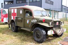 Dodge Ambulance US Army (NTG's pictures) Tags: dodge ambulance us army