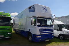Newman Removals DAF CF Removal Lorry VU52 VNE (5asideHero) Tags: daf truckfest south west wales 2017 newman removals removal lorries cf vu52 vne
