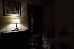 In the bedroom (Milan Korenev) Tags: interior room light lamp shadows dark night bedroom ambience home