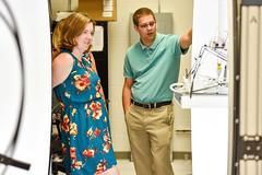 Dr. Karma Sawyer Visit to PNNL's Lighting Metrology Lab (Pacific Northwest National Laboratory - PNNL) Tags: science pnnl pacificnorthwestnationallaboratory lighting lightinglab apel lightingmetrology richland wa doe departmentofenergy energyefficiency