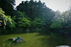 Naritasan Shinshoji Temple Park (Nelo Hotsuma) Tags: narita naritasan temple park shinshoji buddhist shingon chiba japan lake trees pond garden 日本 成田山 新勝寺