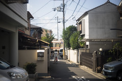 (yasu19_67) Tags: sonyα7ilce7 leicasummar5cmf2 50mm sunnyday atmosphere photooftheday alley xequalscolornegativefilms xequals digitaleffects filmlook filmlike