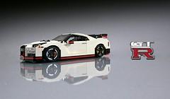 Nismo Nissan GTR 2017 (Firas Abu-Jaber) Tags: nissan nissangtr nismo gtr lego firasabujaber godzilla modelteam legocar legomodel toy scalemodel design designer moc legomoc legocreation creator legocreator white red black car supercar legosupercars afol afols