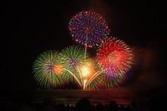 Kamakura Fireworks 2017 鎌倉花火大会2017 (runslikethewind83) Tags: fireworks hanabi japan asia kamakura 2017 pentax sigma color colors ocean festival summer 花火 日本 鎌倉 鎌倉花火大会