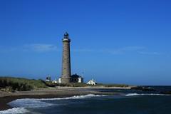 il vento colora il tuo cielo... (alesolofoto) Tags: fyr skagen grenen denmark danimarca marebaltico lighthouse faro
