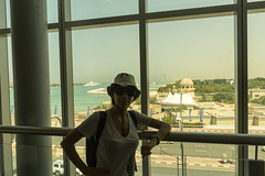 Going at Palm Jumeirah (tesKing (Italy)) Tags: abudhabi dubai emiratiarabi palmjumeirah sandra uae emiratiarabiuniti ae