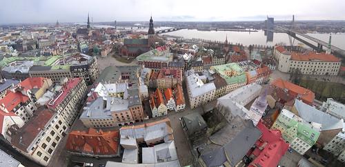 Old Riga Panorama 2005