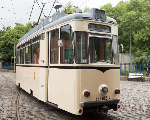 Berlin tram | Crich Tramway Village-48