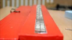 superconductingtrack (baskill) Tags: superconductor liquid nitrogen track magnets levitations physics