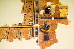 So above (Stray Toaster) Tags: cambridge fitzwilliam museum egyptian book dead papyrus ramose
