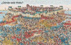 ¿Donde esta Wally? Mosaico (by zurera) Tags: mosaico juego wally zoom zurera digital hd art collage retratos portraid people fotomontaje image autoretratos mosaic pasatiempos fotografías
