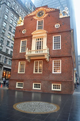 Old State House (Boston) (Doncardona) Tags: old state house masacre building freedom trail boston massachusetts usa united states north america worldtraveler jptravel jptravelblog travel trip adventure journey nikon nikon3100 3100 ngc