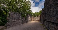 Dunstaffnage Chapel - Scotland (Jan Hoogendoorn) Tags: unitedkingdom scotland dunstaffnagechapel kapel chapel ruine ruins