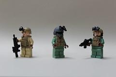 US Figs (Laygoe.Dood) Tags: usa lego brickarms gibrick minifigcat legos moc