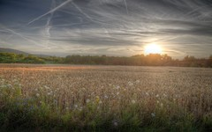 Sunset time (blavandmaster) Tags: sky 6d kleuren hemel wolken 35millions nrw landscape zonsondergang colours harmonic river beautiful countryside lumière sonnenuntergang 35000000 wasser ostwestfalen photomatix rich hill eastwestphalia weser summer 2017 canon handheld hdr est ciel juillet paysage tyskland poppy westfalen nuages zomer water interesting juli sommer awesome processing light rivière germany westphalie christiankortum landschaft duitsland flus himmel july deutschland clouds portawestfalica sunset lovely coucherdesoleil complete happy eos6d minden