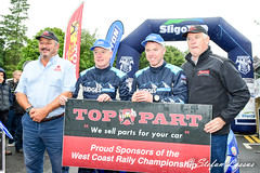 DSC_7645 (Salmix_ie) Tags: sligo stages rally 2017 faac simply automatic park hotel motorsport ireland wwwconnachtmotorclubcom sunday 9th july pallets top part triton national championship nikon d500 nikkor