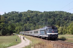 Etercy (Frédérick Jury) Tags: etercy sncf train bahn ter bb67300