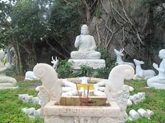 Marble Mountains, Da Nang, Vietnam (rylojr1977) Tags: marblemountains danang vietnam tourism religion scenery temples nature travel buddha symbol swastika prayer sculpture candles