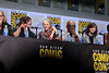 Norman Reedus, Melissa McBride, Lennie James & Chandler Riggs (Gage Skidmore) Tags: norman reedus melissa mcbride lennie james chandler riggs walking dead amc san diego comic con international 2017 convention center california