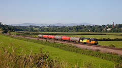 Nearly Made A Fuel Of Me (Richie B.) Tags: 6s36 currock carlisle cumbria colas rail brush traction british procor mirrlees class 60 60095