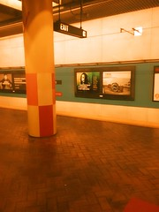 (sftrajan) Tags: munimetro montgomerystation platform edited sanfrancisco california transit transport photodirectorsoftware 2017 samsungj3 android