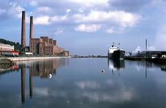 Albright Explorer at Portishead Dock (PeakDigital) Tags: portishead bristol albright wilson albrightexplorer