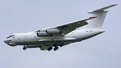 76310 IL76(TD) Armenian Air Force VKO UUWW (Papas.Dos) Tags: vko vnukovo moscow uuww armenianairforce il76 ilyushin76td