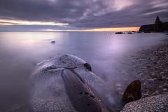 Pipe Dream (johnkaysleftleg) Tags: chemicalbeach croc pipe morning sunrise seastack countydurham durhamcoast northeast england le 10stopfilter ndhardgrad06 canon760d sigma1020mmf456exdchsm