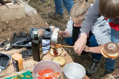 GoUrban_25072017_Abendessen im Camp_070