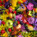 Fruits and flowers (Keartona) Tags: fruit fruits flowers summer colour colours colourful vibrant multicoloured vivid abstract nature display july abundance produce floral stilllife overhead close up garden