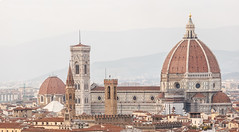 Florence Cathedral (FCurti) Tags: sky city travel religion church tower old tourism urban architecture cityscape building town cathedral ancient famous landmark dome no person italy florence renaissance