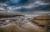 L'océan pour unique horizon (Fred&rique) Tags: photoshop canon océan atlantique plage courant vagues ciel orage nuages paysage nature
