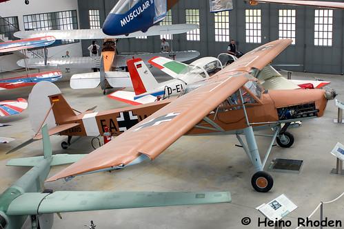 Fieseler Fi 156 C Storch D-EAWD